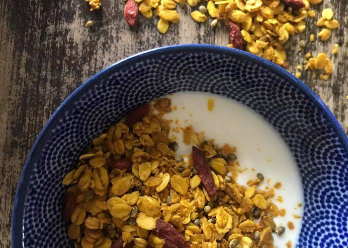 seven secrets granola